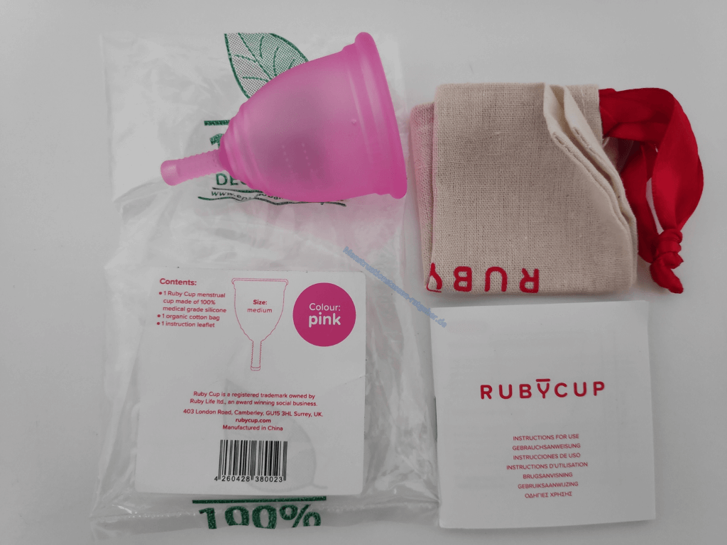 Ruby Cup Inhalt